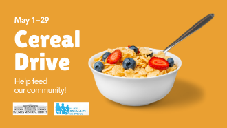 Cereal Drive for Niles Community Services